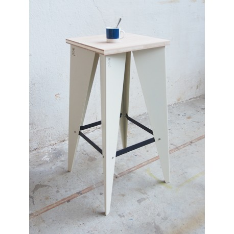 Tabouret de bar papillon
