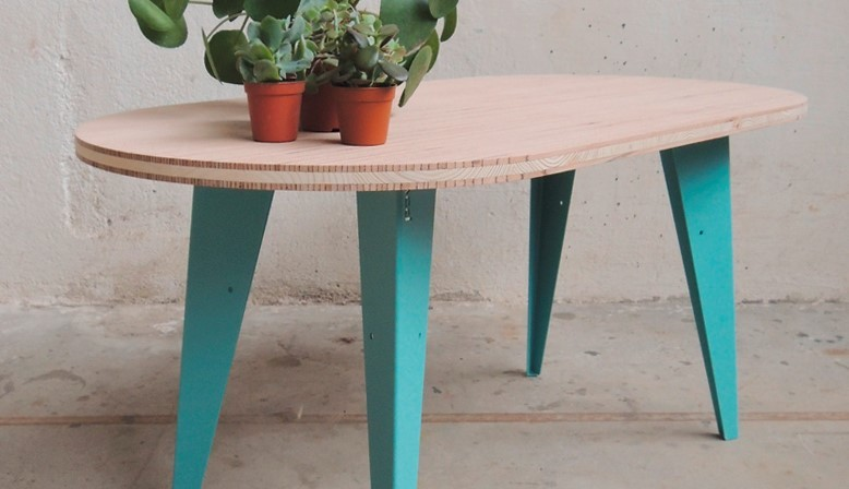 Table basse PAPILLON