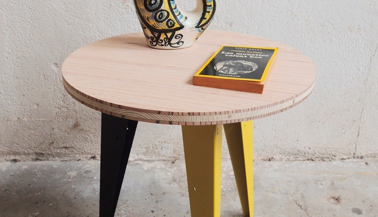 Table d'appoint PAPILLON