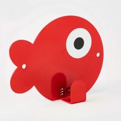 Red fish Peg